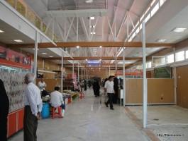 ساختمان پیش ساخته - فروشگاهی