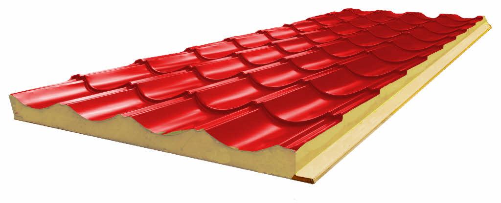 ساندویچ پنل سقفی