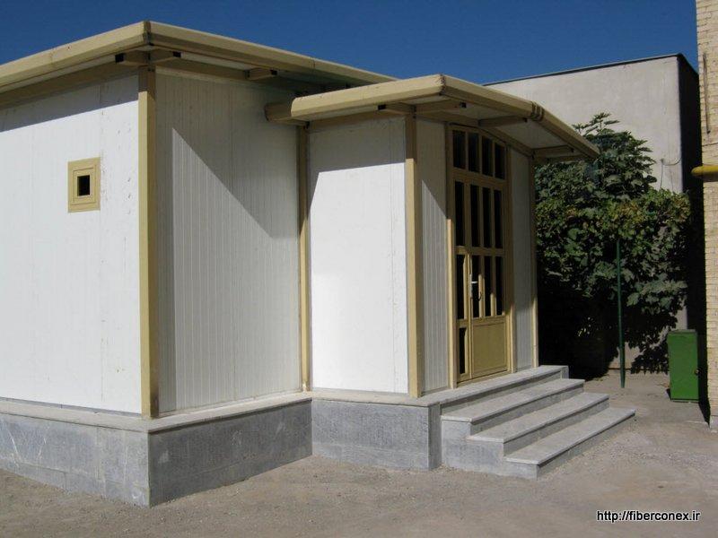 ساختمان پیش ساخته - ویلایی